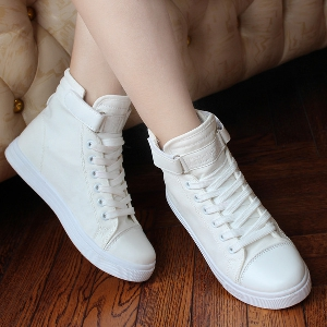 Дамски стилни универсални обувки - за всеки сезон - бели, червени, черни, с анимация