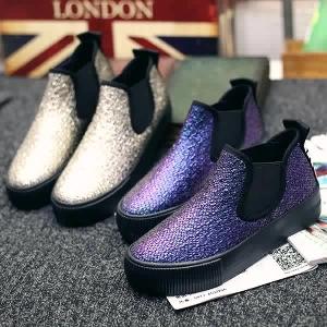 Дамски зимни елегантни обувки - топ модели