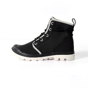 Дамски зимни обувки в три различни цветови модела - черен, сив, розов