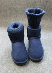 Дамски зимни топли ботуши - стилни и модерни - 9 цвята