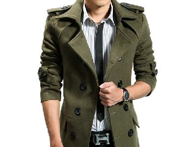 Мъжки зимни палта - 6 модела