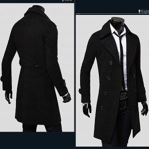 Ανδρικά χειμερινά παλτά - 3 μοντέλα