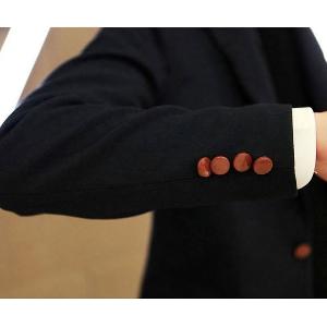 Μάλλινο κομψό ανδρικό παλτό - 2 μοντέλα