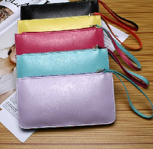 Πορτοφόλια γυναικεία μοναδικα faux δέρμα σε πέντε διαφορετικά χρώματα
