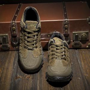 Водоустойчиви мъжки обувки за планински туризъм