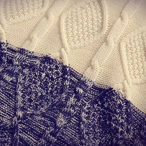 Мъжки зимен пуловер, от памук и полиестер, три модела