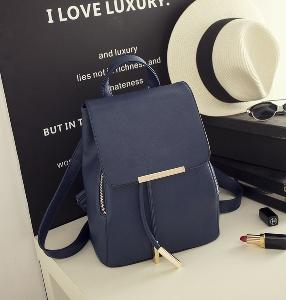 Стилна студентска раница/чанта в 10 различни цвята
