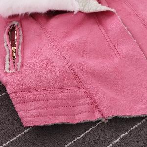 Jacket αντίστροφη δέρμα και χνούδι σε διάφορα χρώματα