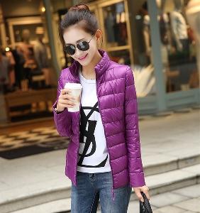 Дамски зимни якета в различни модели