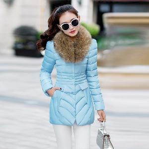 Χειμωνιάτικο μπουφαν  γυναικών με  χνούδι σε διάφορα μοντέλα