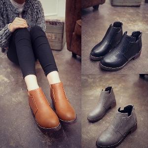Дамски обувки с дебели подметки