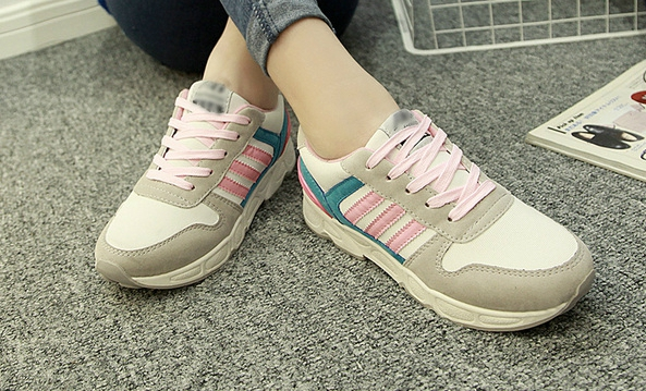 c6727191b6b Модерни дамски маратонки в различни цветове - Badu.bg - Светът в ръцете ти