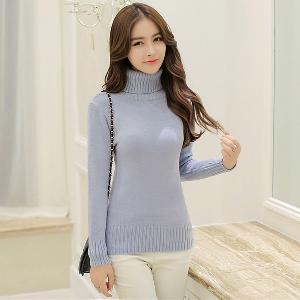 Дамски пуловер в 7 различни цвята