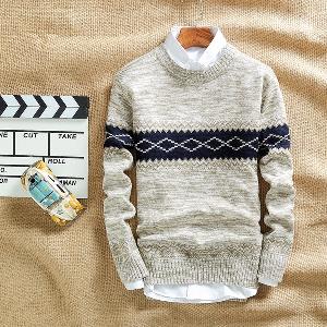 Мъжки пуловери осем модела