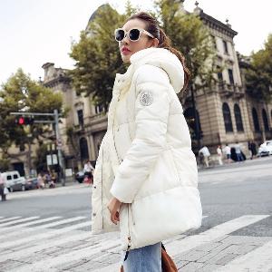 Дамско зимно яке с качулка - 4 модела