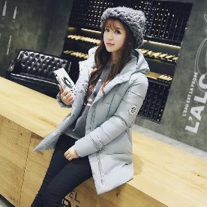 Γυναικείο  χειμωνιάτικο μπουφάν με κουκούλα - 4 μοντέλα