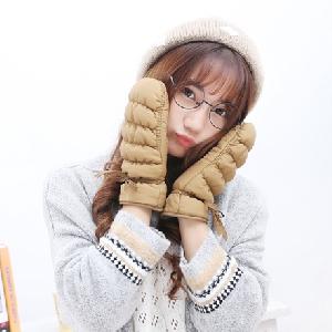 Дебели дамски ръкавици - 8 модела