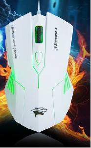 Геймърска USB интерфейс компютърна мишка