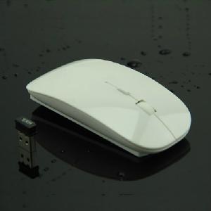 USB ултра тънка безжична мишка