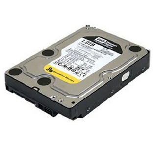 Western Digital Serial SATA2 1TB