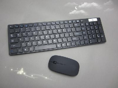 безжична мишка и клавиатура комплект