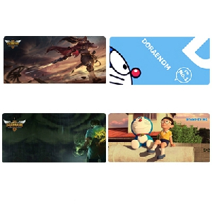 подложки с анимационни апликации