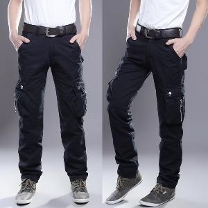 Мъжки спортни панталони - 3 модела