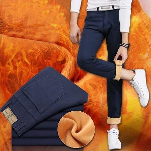 Зимни дебели мъжки панталони - 5 модела
