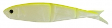 SG LB Soft 4Play 13cm 21g Swim and Jerk 44-Fluo Yellow GL 3pcs