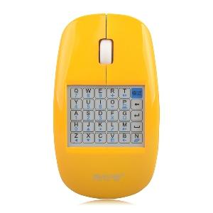Мултифункционална акумулаторна безжична мишка с клавиатура Saike De S-3CDE 8S