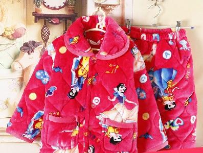 Детски пижами  различни модели за момчета и момичета