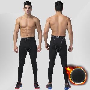 Мъжки спортни панталони клин