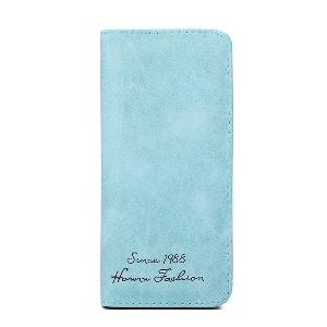 Μεγάλο γυναικείο  πορτοφόλι σε  οκτώ χρώματα
