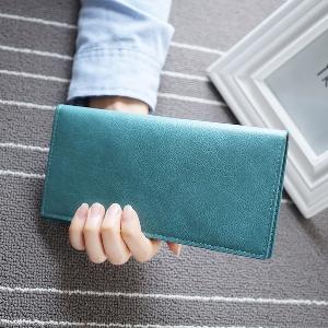 Дамски портфейл в четиринадесет цвята