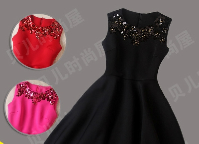 ce7d5eff5a71 Κομψό κυρίες φόρεμα payeti- κόκκινο