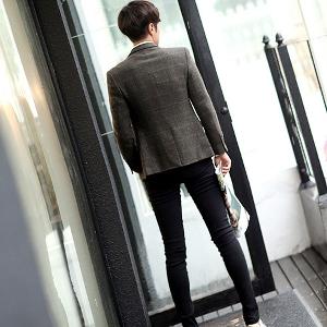 Тънки и дебели памучни мъжки сака - 4 модела