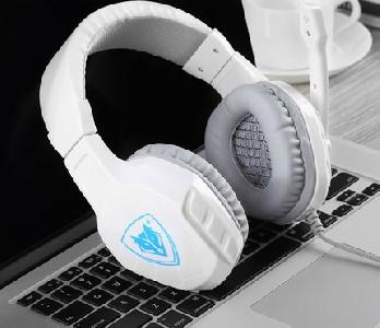 Геймърски слушалки - светещи и стандартни в 5 различни модела