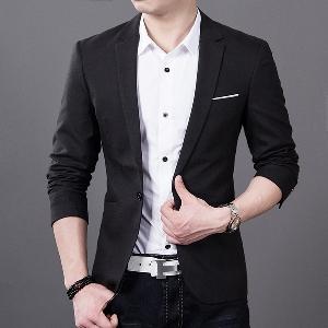 Тънки памучни мъжки сака  - 3 модела