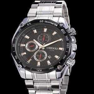 Мъжки модерен часовник в два модела