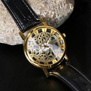 Мъжки кварцов часовник 2 цвята