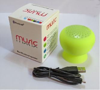 Безжична Bluetooth Тонколонка за Телефон