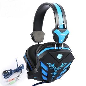 Cosonic геймърски слушалки - светещи и стандартни в различни цветове