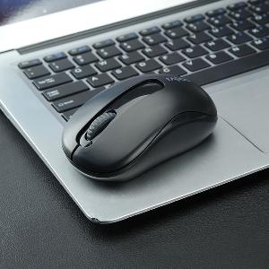 Rapoo Безжична мишка 2.4ghz 1000 dpi - бял и черен цвят