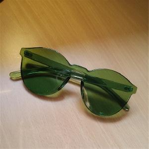 5e4942349d Οι γυναίκες διαφανή γυαλιά ηλίου - Badu.gr Ο κόσμος στα χέρια σου