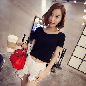 3390ba252136 Κοντομάνικα γυναικεία μπλουζάκια - 6 μοντέλα - Badu.gr Ο κόσμος στα ...