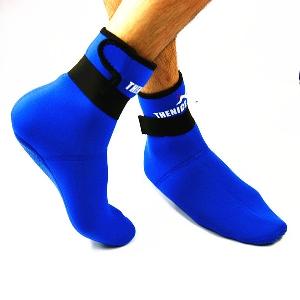 Неопренови чорапи за гмуркане и плуване - водоустойчиви