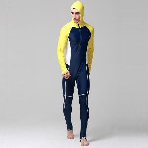 Мъжко облекло за сърф или плуване