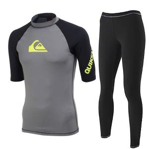 Мъжки комплект за плуване, сърф или гмуркане