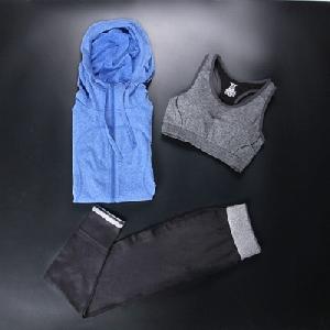 Дамско облекло за йога от три части