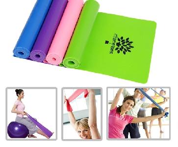 Ластик за йога упражнения